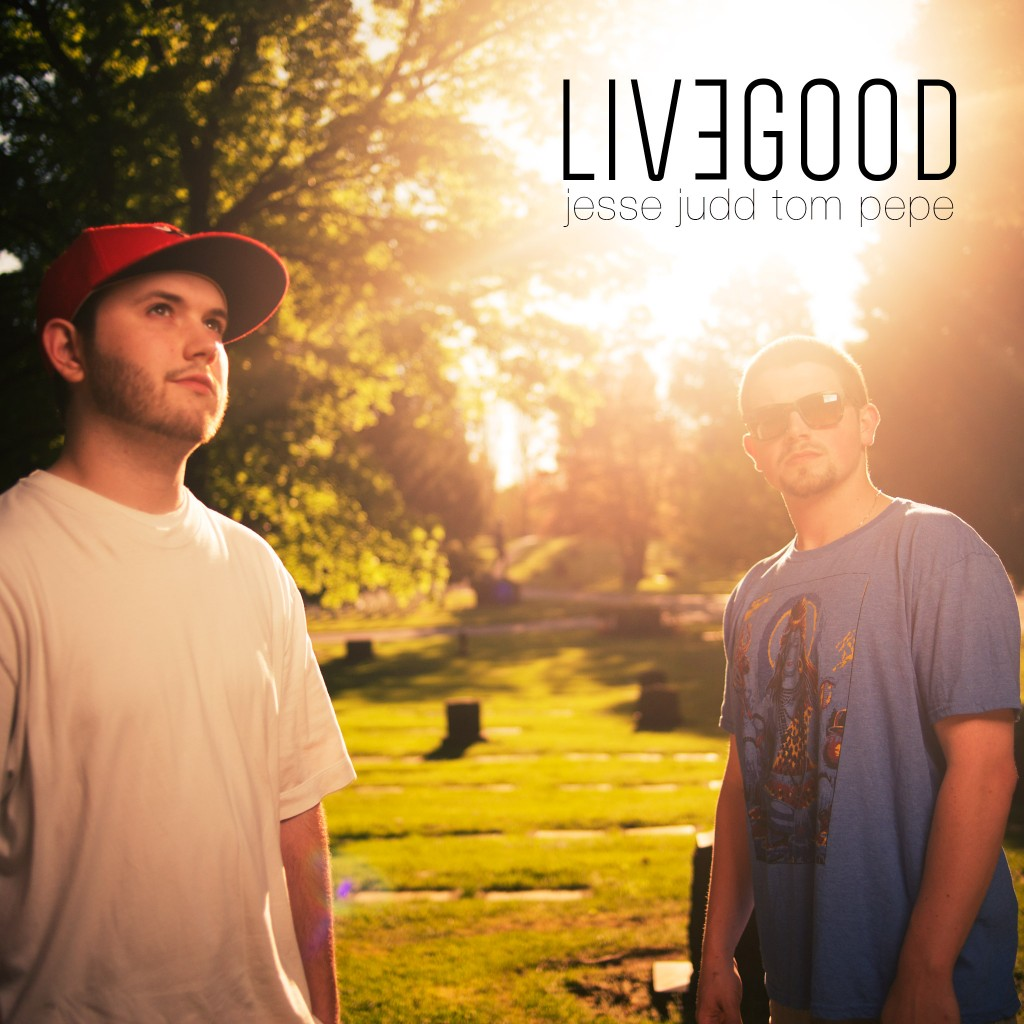 LIVEGOOD Album Cover