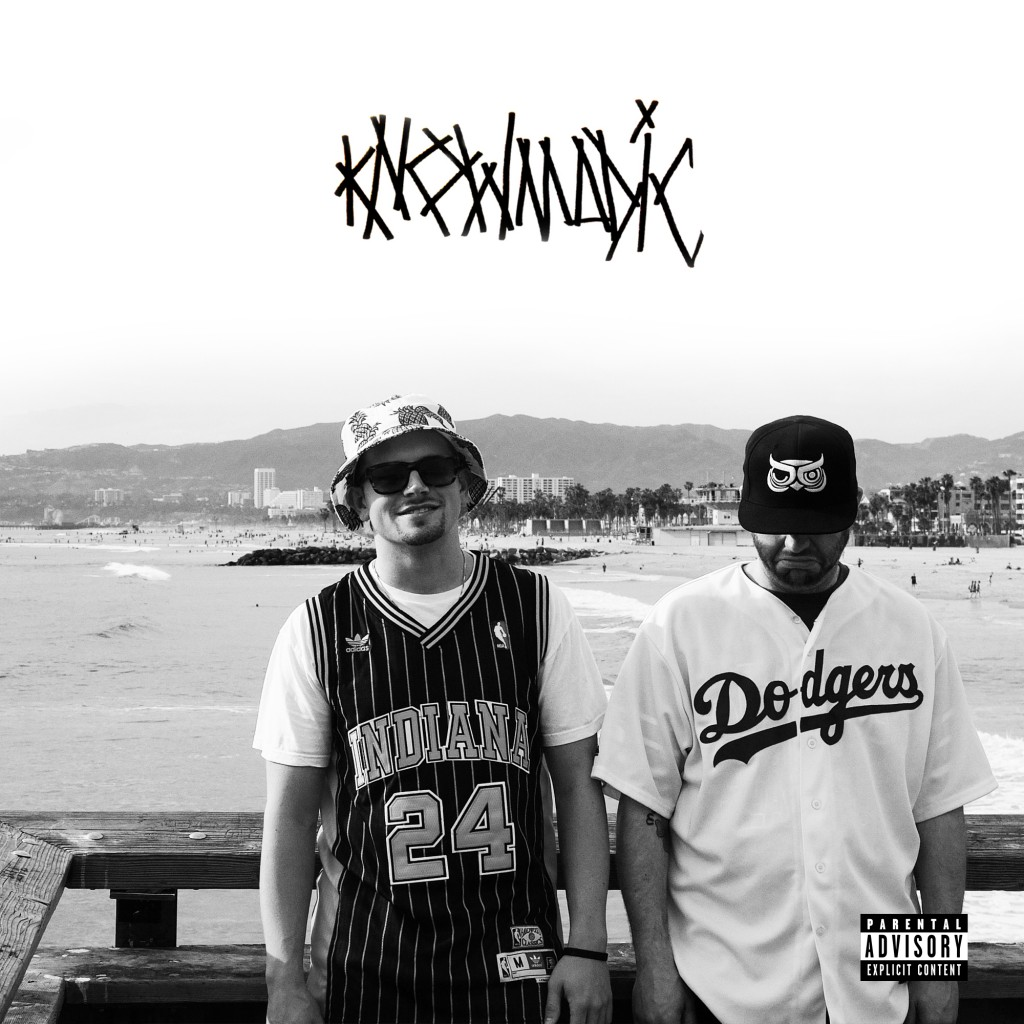 knowmadic (album cover)